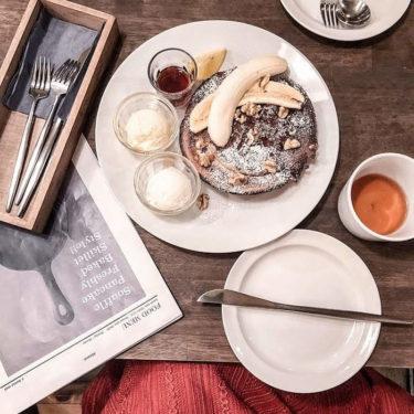 カフェ巡り好きな私の定番 下関のカフェ「メネフネ」